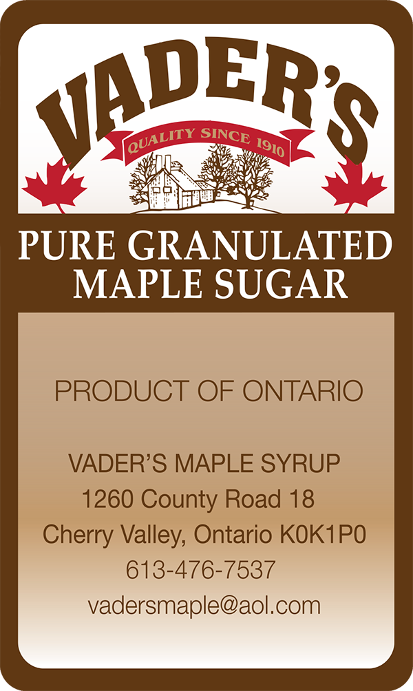 Maple Syrup Natural Resource